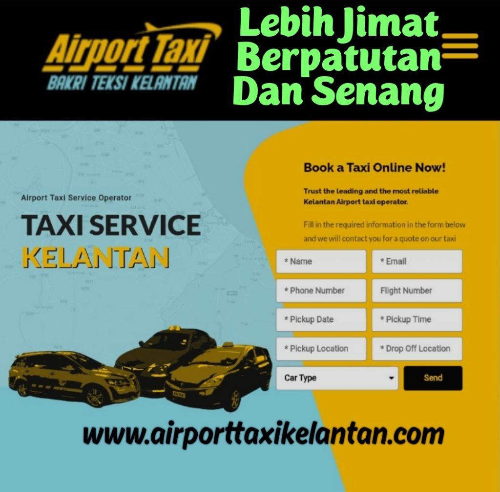 kelantan taxi service