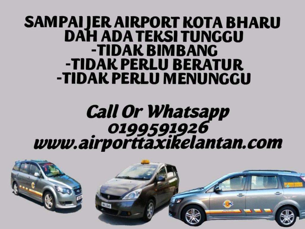 Teksi Kelantan
